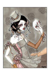 Mascarade by KmyeChan