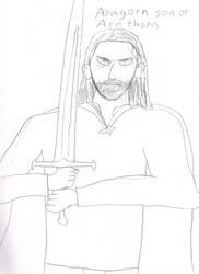 King of Gondor by Generalobiwankenobi7