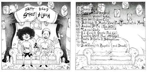 Keneru 2015 - Butt-head Street Album by Keneru92