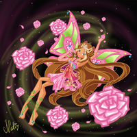 Flora Enchantix by LaminaNati