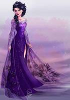 Dark Elsa by juliajm15