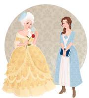 Historical Belle by juliajm15