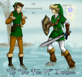 The True Dark Link by CallistoHime
