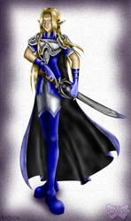 Zelda's Armor by CallistoHime