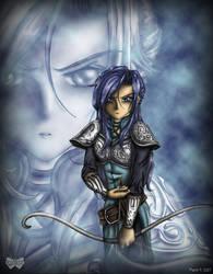AtA- Elice Cover Art by CallistoHime