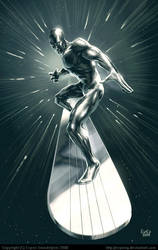 Silver Surfer, take 2 by EspenG