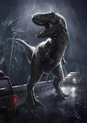 T-Rex Breakout by EspenG