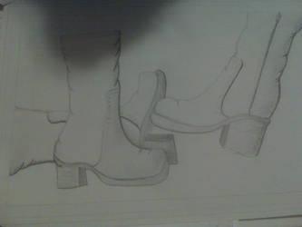 Shoes by 0-0mikomiko0-0