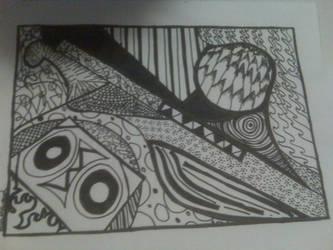 Abstract by 0-0mikomiko0-0