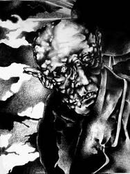 Nosferatu's Thinking by PriestofTerror