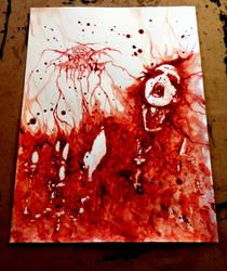 Darkthrone by PriestofTerror
