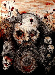 Odin by PriestofTerror