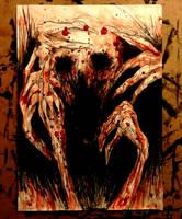 Lurking In The Shadows by PriestofTerror