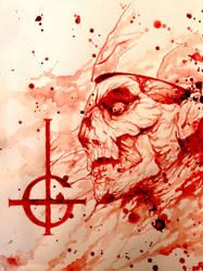 Ghost III by PriestofTerror