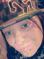 Edited picture of me ...Juggalette by skittsylette