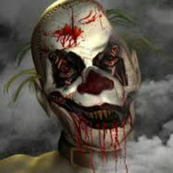wicked clown by skittsylette