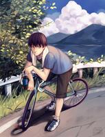 bepsi boy by Sangcoon