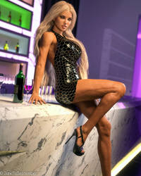 Alyssa Bar Star 1 by junetoseptember