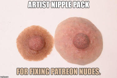Nipple Pack by Daniels-Sketches