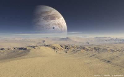 Arrakis by hoevelkamp