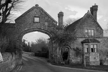 Penshurst Place Gatehouse by CitizenJustin