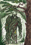 Swamp Thing by DonFuchs