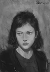 Study by me by ArtRockPhantom