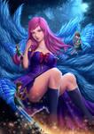 Valtherra by ArtRockPhantom