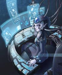 Navigation Operator by GainaSpirit