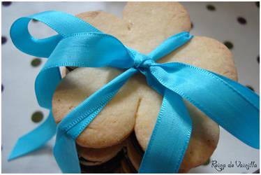 Reina de Vainilla Cookies I by harleshinn
