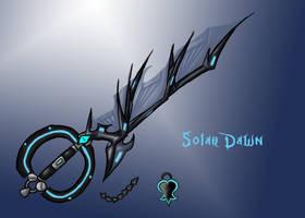 Solar Dawn Keyblade by InsaneMonkey46