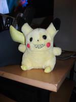 Pikachu Z Doll by InsaneMonkey46
