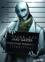 Mad gasteeeer by MEGA1126
