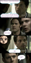 Supernatural Funny Moments 10 by FallenInDarkness