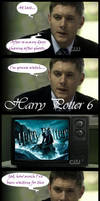 Supernatural Funny Moments 23 by FallenInDarkness