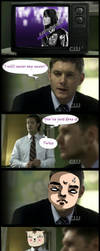 Supernatural Funny Moments 24 by FallenInDarkness