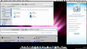 Leopard Windows 7 V2 by Magikshotty1