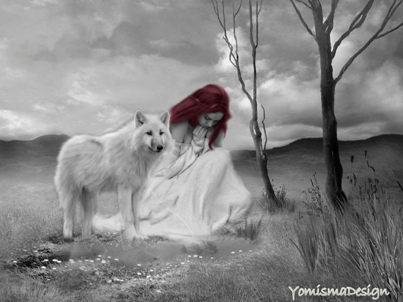 Como El Lobo Solitario By Yomismadesign On Deviantart