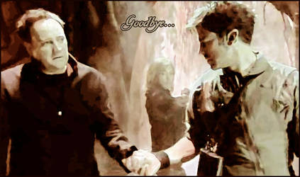 Rodney and John - Goodbye by Atlantis-Abydos