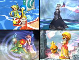 SSBB Pokemon Snapshots 11 by MelodyCrystel
