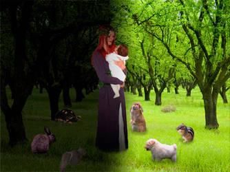 8 Sabbats - Ostara by TastyOne