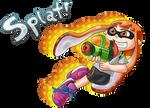 Collab - Squid Kid by VividVapor