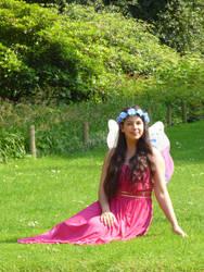Fairy Stock by NaomiFan
