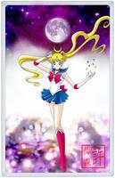 Sailor Moon Kanzenban by xuweisen