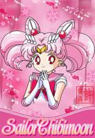 Sailor Chibimoon Card by xuweisen