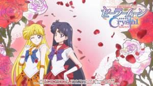 Super Sailor Mars - Venus SM Crystal Season 4 by xuweisen
