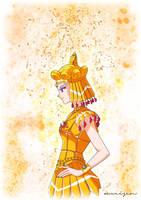 Sailor Galaxia by xuweisen