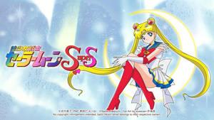 Sailor Moon Super S by xuweisen