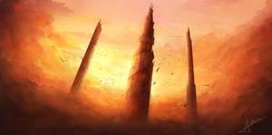 Triumvirate by AkinAdekile