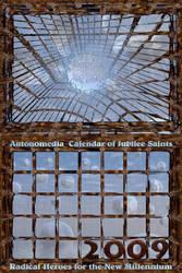2009 Calendar Cover by james119